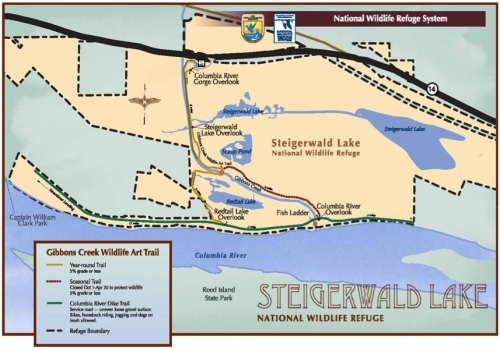 Steigerwald Map